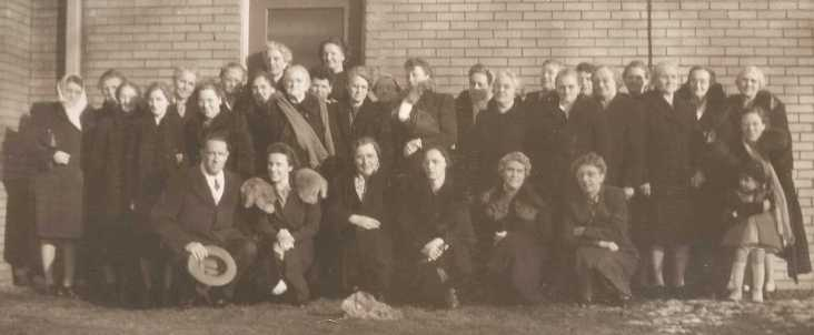 1946 Women's Group - St. Paul's Church