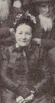Mary Ann Mammoser cir. 1907
