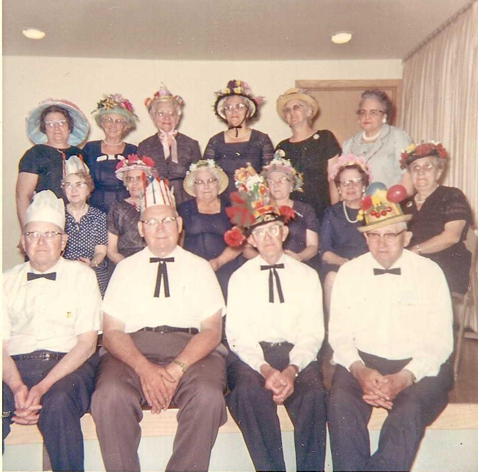 St. Paul's Salt Pepper Band