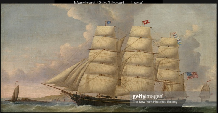 Ship - Robert L. Lane