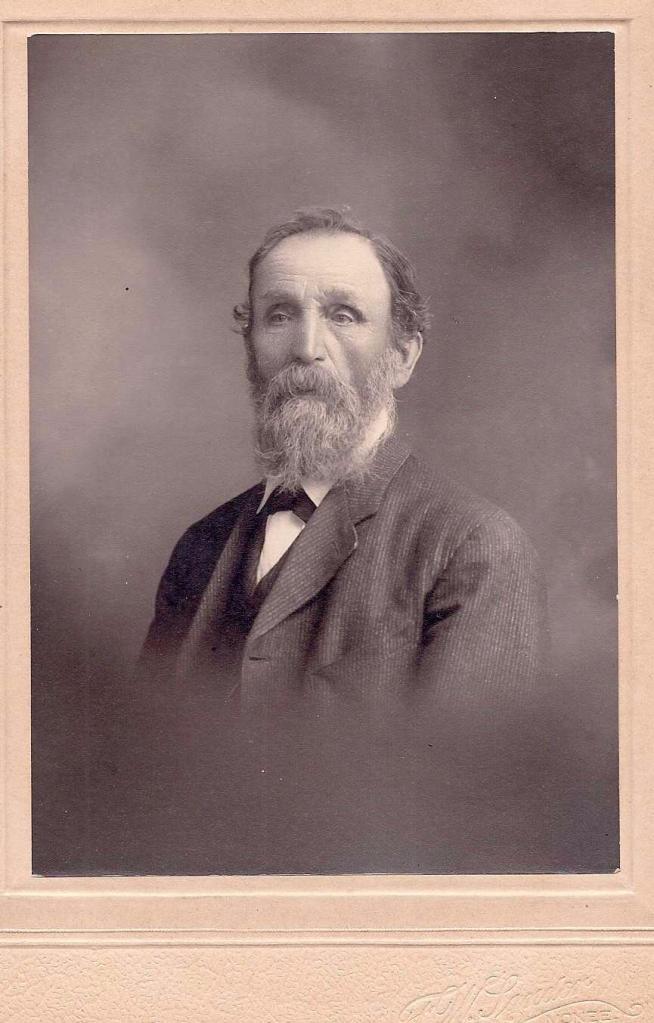 Jacob Vatter cir. 1907