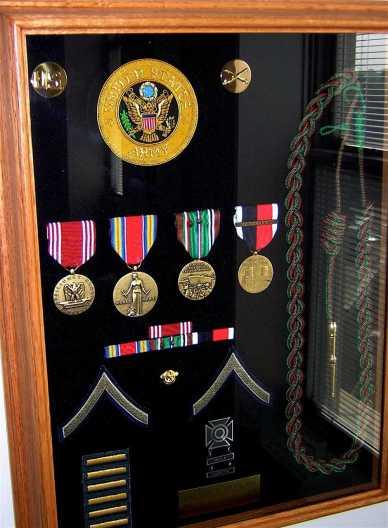 Erickson, Walter Medals