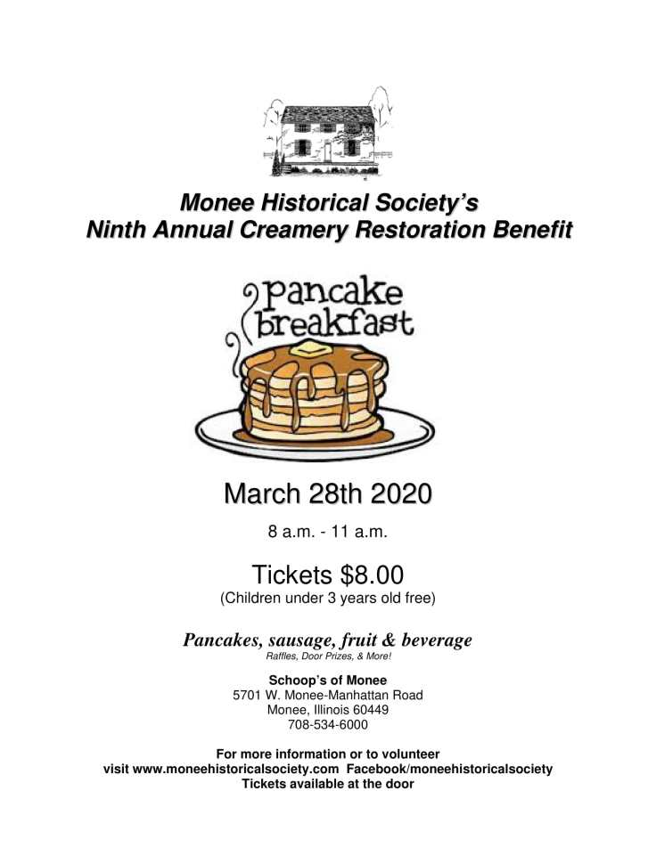 Pancake Breakfast Flyer 2020-1